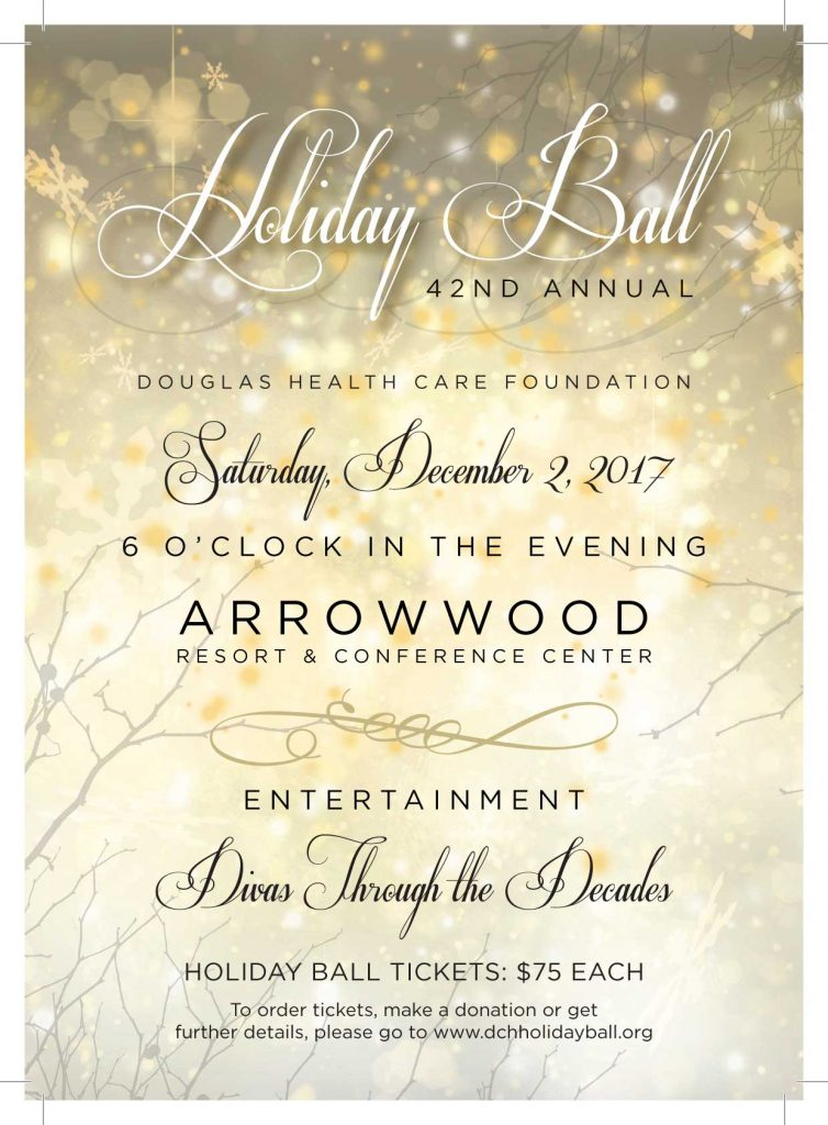 dch holiday ball