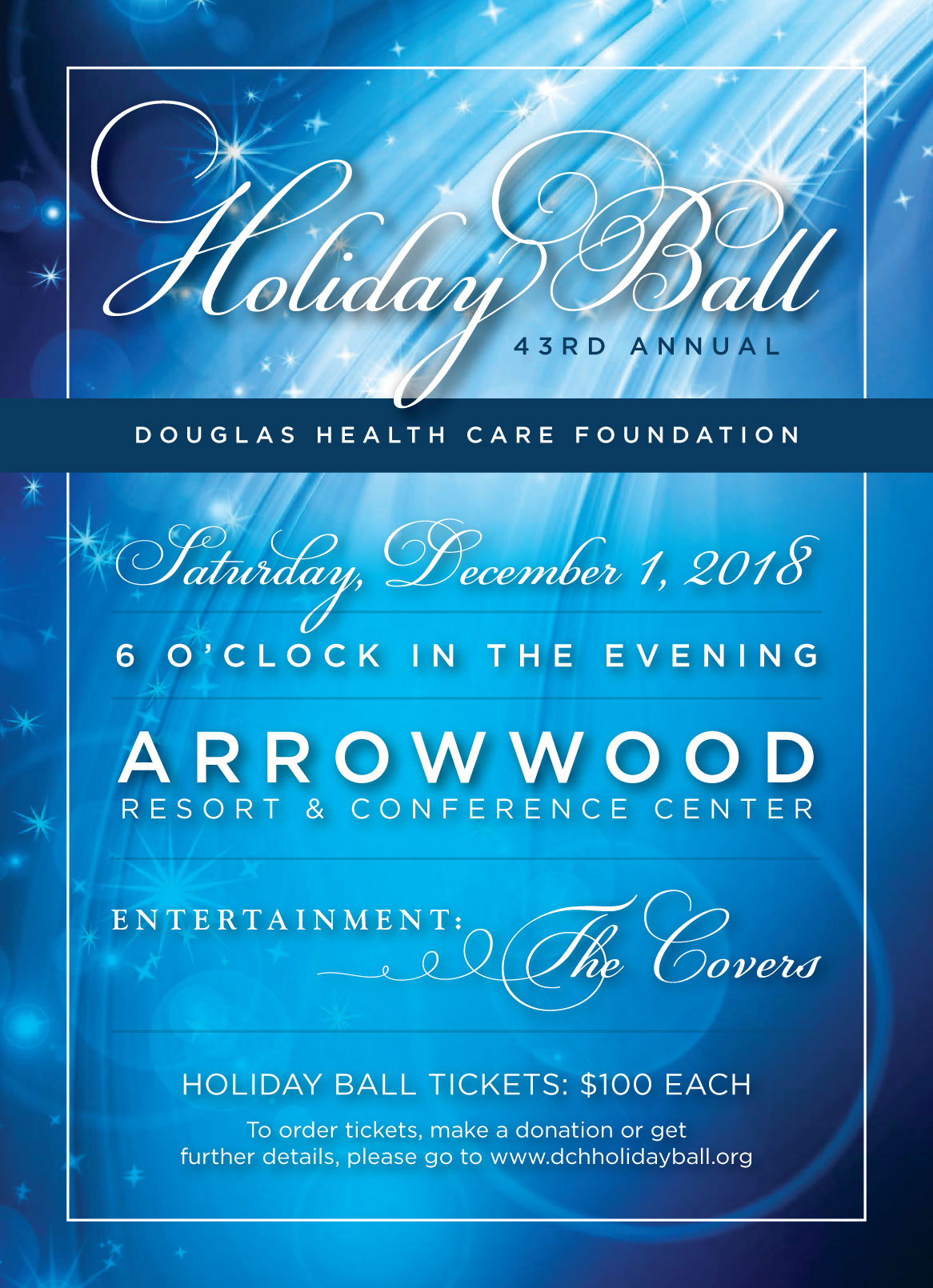 holiday ball 2018
